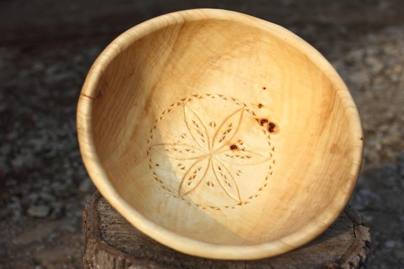 blid de lemn